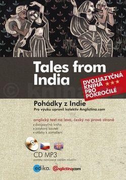 Anglictina.com: Pohádky z Indie cena od 169 Kč