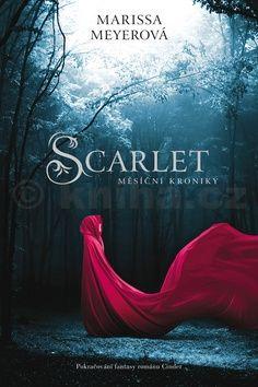Marissa Meyer: Scarlet - Měsíční kroniky 2 cena od 288 Kč