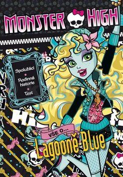Mattel: Monster High - Vše o Lagooně Blue cena od 75 Kč