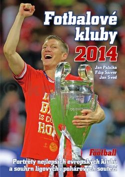 Kolektiv: Fotbalové kluby 2014 cena od 250 Kč