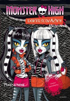 Mattel: Monster High Dokreslovačky cena od 0 Kč