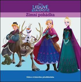 Nettlová Klára: Ledové království - Zimní pohádka cena od 114 Kč