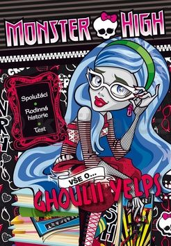 Mattel: Monster High - Vše o Ghoulii Yelps cena od 52 Kč