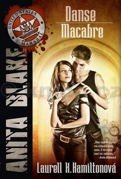 Laurell Hamilton: Anita Blake 14 - Danse Macabre cena od 296 Kč