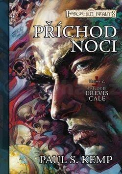 Paul Kemp: Erevis Cale 2 - Příchod noci cena od 77 Kč