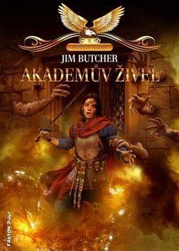 Jim Butcher: Akademův živel cena od 89 Kč