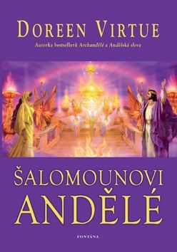 Doreen Virtue: Šalamounovi andělé cena od 205 Kč