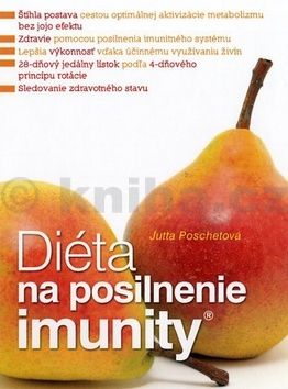 Jutta Poschet: Diéta na posilnenie imunity cena od 239 Kč