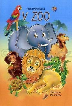 Alena Penzešová: V zoo cena od 73 Kč
