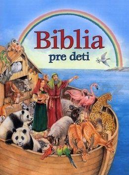 Biblia pre deti cena od 245 Kč