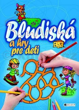 Bludiská a hry pre deti cena od 59 Kč