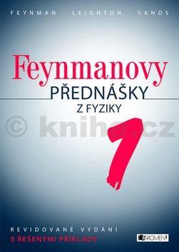 Richard P. Feynman: Feynmanovy přednášky z fyziky 1 cena od 387 Kč
