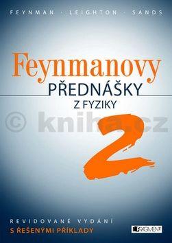 Richard Feynman: Feynmanovy přednášky z fyziky 2 cena od 370 Kč