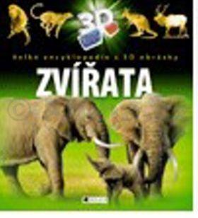 Michael Fokt: Velká encyklopedie s 3D obrázky – Zvířata cena od 177 Kč