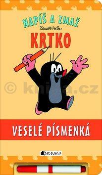 Zdeněk Miler Krtko Veselé písmenka cena od 211 Kč