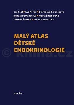 Malý atlas dětské endokrinologie cena od 151 Kč