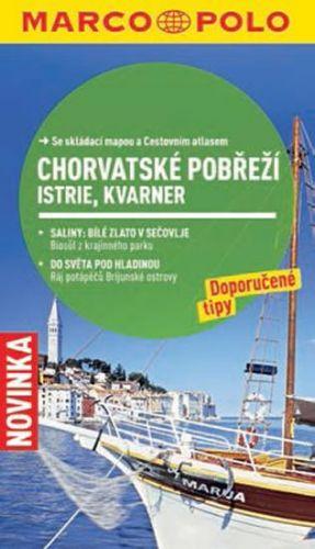 Chorvatské pobřeží Istrie, Kvarner cena od 104 Kč
