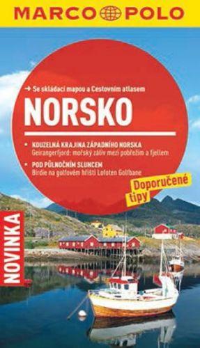 Norsko cena od 96 Kč