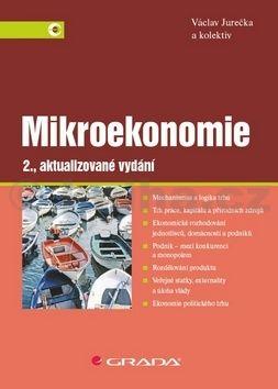 Václav Jurečka: Mikroekonomie cena od 363 Kč