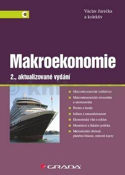 Václav Jurečka: Makroekonomie cena od 340 Kč