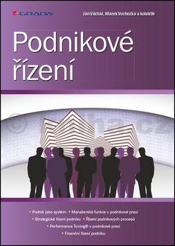 Jan Váchal: Podnikové řízení cena od 610 Kč