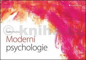 Dalibor Kučera: Moderní psychologie cena od 296 Kč