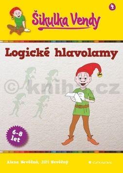 Alena Nevěčná, Jiří Nevěčný: Šikulka Vendy – Logické hlavolamy cena od 75 Kč