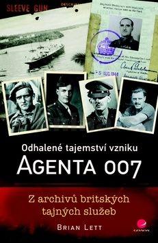 Brian Lett: Odhalené tajemství vzniku agenta 007 cena od 168 Kč