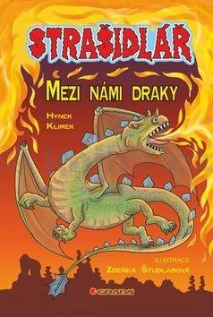 Hynek Klimek: Strašidlář - Mezi námi draky cena od 165 Kč