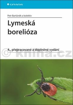 Petr Bartůněk: Lymeská borelióza cena od 124 Kč