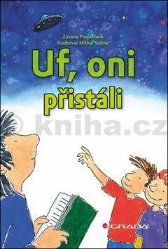 Zuzana Pospíšilová, Michal Sušina: Uf, oni přistáli cena od 125 Kč