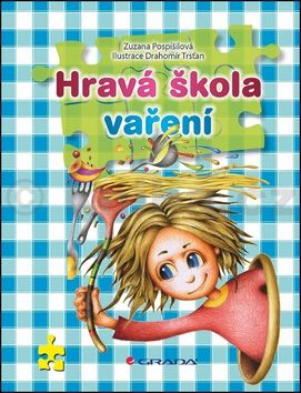 Zuzana Pospíšilová: Hravá škola vaření cena od 83 Kč