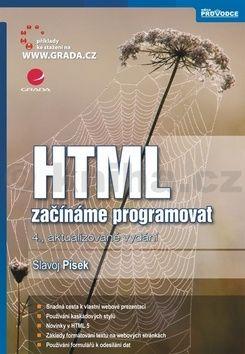 Slavoj Písek: HTML - začínáme programovat cena od 227 Kč