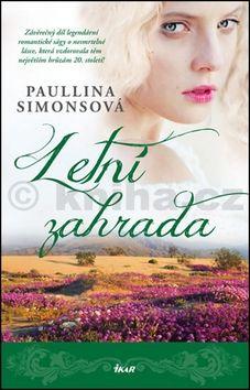 Paullina Simons: Letní zahrada cena od 319 Kč