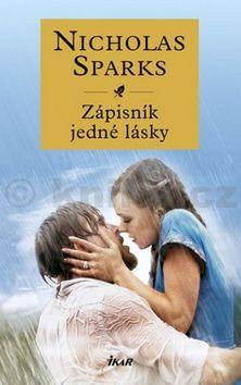 Nicholas Sparks: Zápisník jedné lásky cena od 199 Kč