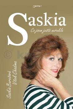 Saskia Burešová, Vítek Chadima: Saskia - Co jsem ještě neřekla cena od 193 Kč