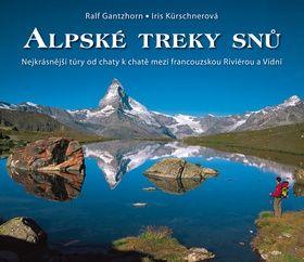Iris Kurschner, Ralf Gantzhorn: Alpské treky snů cena od 457 Kč