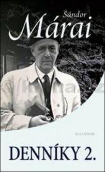 Sándor Márai: Denníky II. cena od 263 Kč