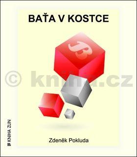 Zdeněk Pokluda: Baťa v kostce cena od 60 Kč