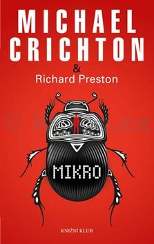 XXL obrazek Michael Crichton, Richard Preston: Mikro