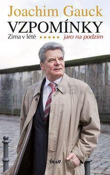 Joachim Gauck: Vzpomínky - Zima v létě – jaro na podzim cena od 279 Kč