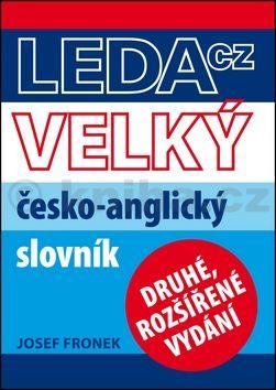 Josef Fronek: Velký česko-anglický slovník cena od 778 Kč