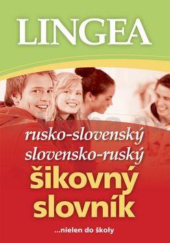 LINGEA rusko-slovenský slovensko-ruský šikovný slovník cena od 238 Kč