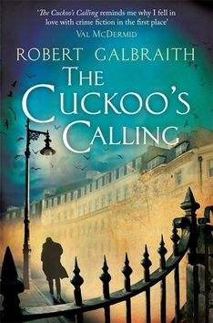 XXL obrazek Robert Galbraith: The Cuckoo´s Calling