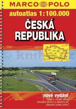 Česká republika autoatlas 1:100T cena od 344 Kč
