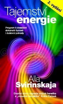 Alla Svirinskaja: Tajemství energie cena od 163 Kč