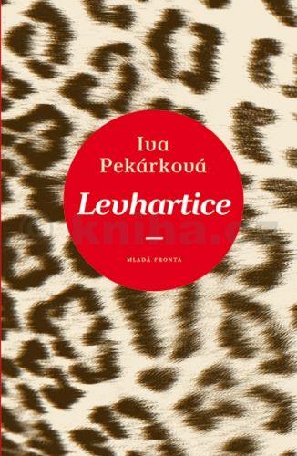 Iva Pekárková: Levhartice cena od 140 Kč