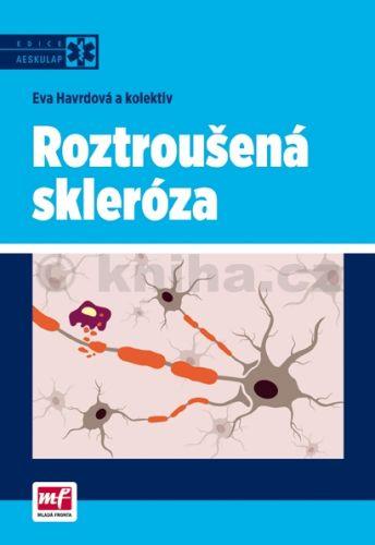 Eva Havrdová: Roztroušená skleróza cena od 552 Kč