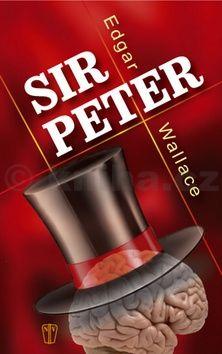 Edgar Wallace: Sir Petr cena od 61 Kč