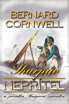 Bernard Cornwell: Sharpův nepřítel a povídka Sharpova šarvátka cena od 218 Kč